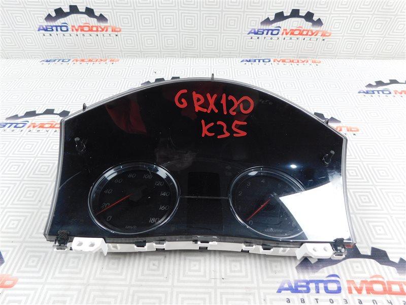 Панель приборов Toyota Mark X GRX120-0065014 4GR-FSE 2006