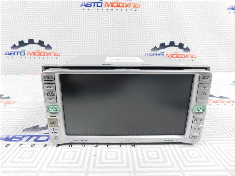 Магнитофон Toyota Platz NCP12-0041569 1NZ-FE 2000