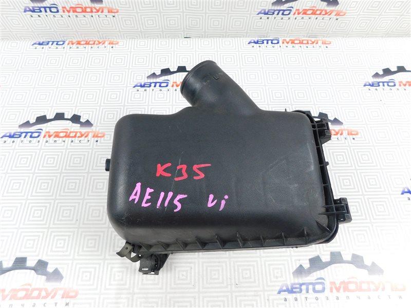 Корпус воздушного фильтра Toyota Sprinter Carib AE115-0063529 7A-FE 2000
