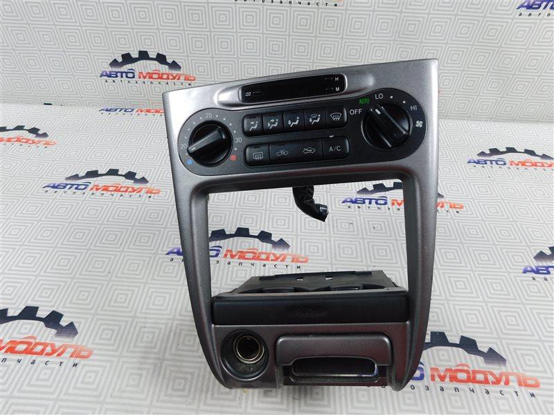 Блок управления климат-контролем Toyota Sprinter Carib AE115-0063529 7A-FE 2000