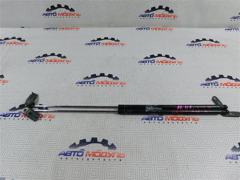 Амортизатор двери багажника Toyota Sprinter Carib AE115-0063529 7A-FE 2000 задний