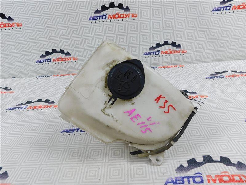 Бачок омывателя Toyota Sprinter Carib AE115-0063529 7A-FE 2000