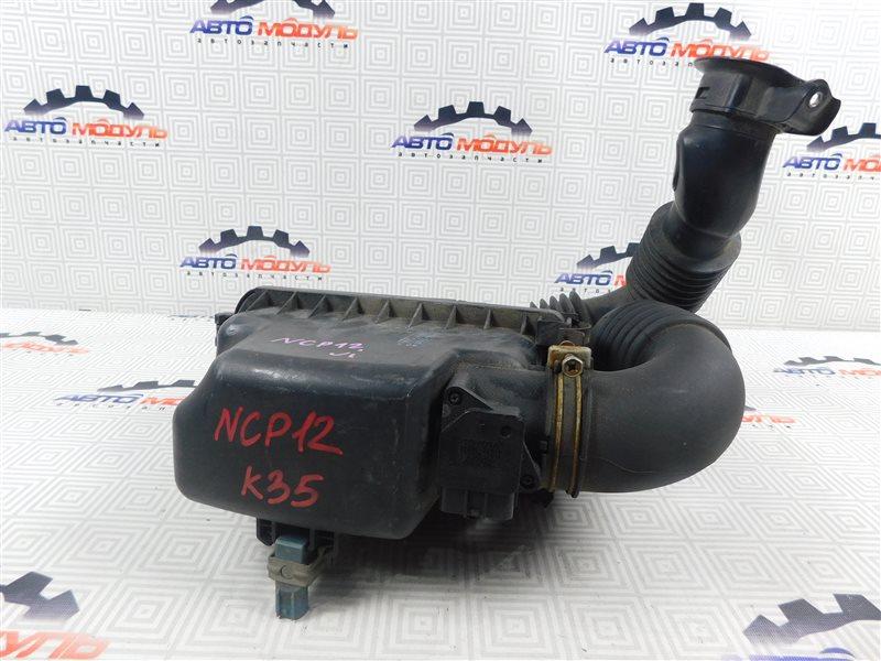 Корпус воздушного фильтра Toyota Platz NCP12-0041569 1NZ-FE 2000