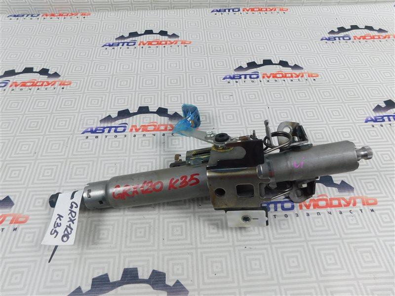 Рулевая колонка Toyota Mark X GRX120-0065014 4GR-FSE 2006