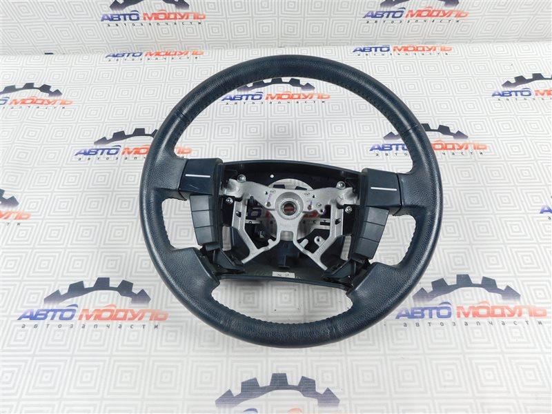 Руль Toyota Mark X GRX120-0065014 4GR-FSE 2006
