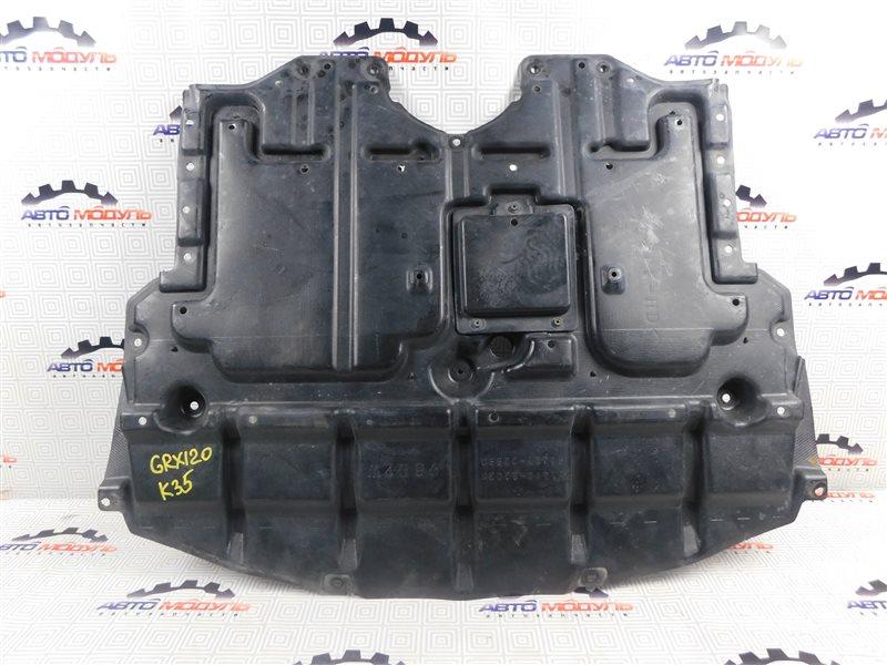 Защита двигателя Toyota Mark X GRX120-0065014 4GR-FSE 2006