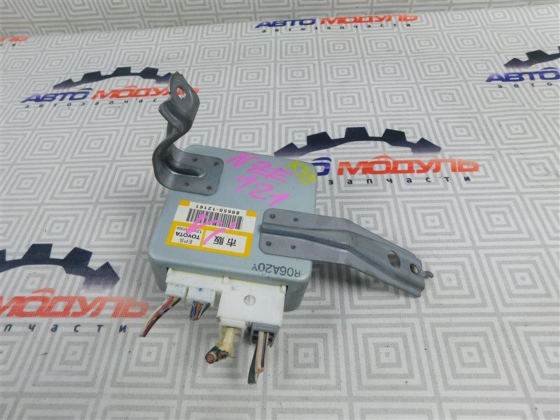 Блок управления рулевой рейкой Toyota Allex NZE121-0388102 1NZ-FE 2006