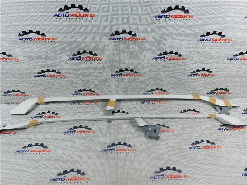 Рейлинги Toyota Sprinter Carib AE115-0063529 7A-FE 2000