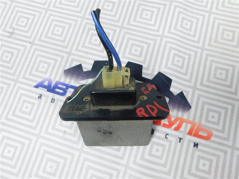 Реостат печки Honda Cr-V RD1-1046472 B20B