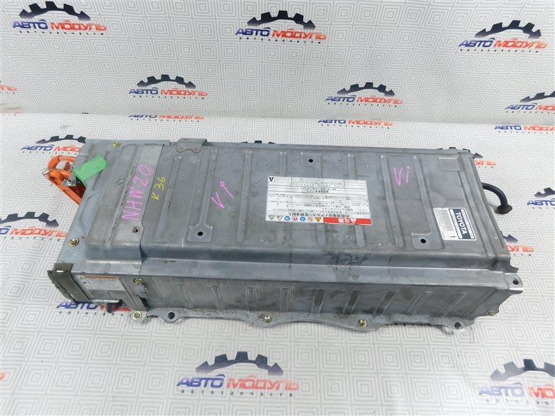 Батарея гибридной установки Toyota Prius NHW20-0067499 1NZ-FXE 2004