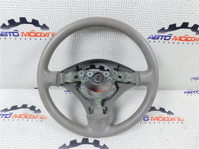 Руль Toyota Platz NCP12-0041569 1NZ-FE 2000