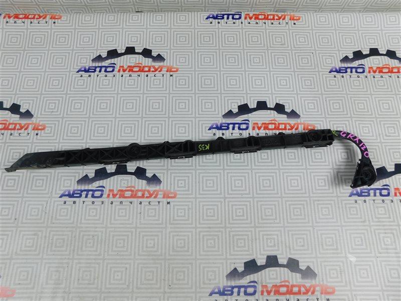Крепление бампера Toyota Mark X GRX120-0065014 4GR-FSE 2006 заднее правое