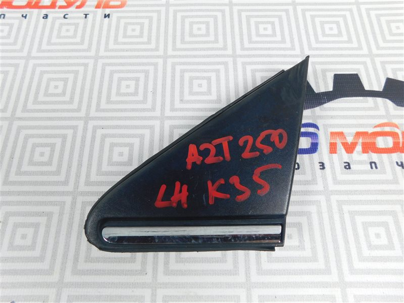 Уголок крыла Toyota Avensis AZT250-0040599 1AZ-FSE 2007 передний левый