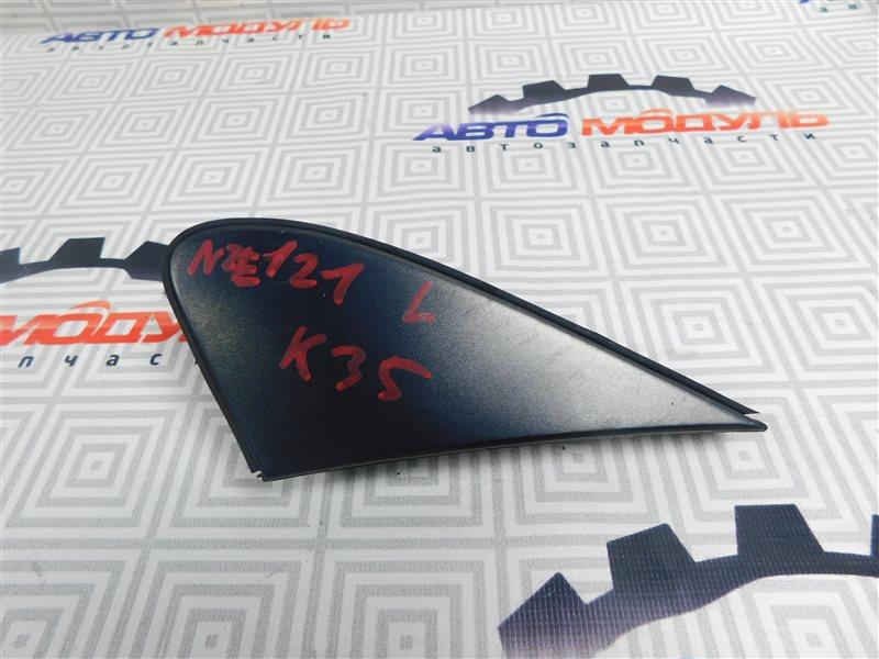 Уголок крыла Toyota Allex NZE121-0388102 1NZ-FE 2006 передний левый