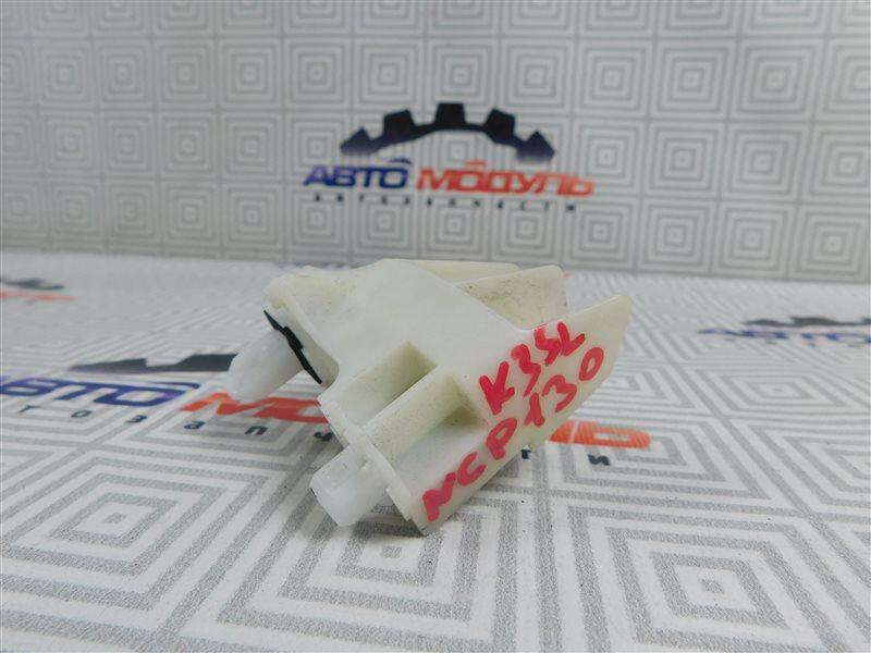 Крепление бампера Toyota Vitz NSP130-2064093 1NR-FE 2012 заднее левое