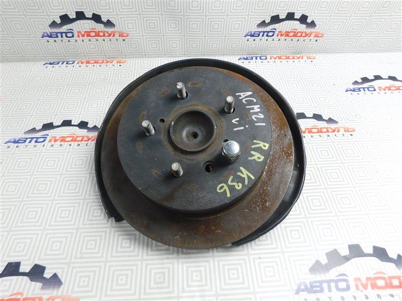 Ступица Toyota Ipsum ACM21-0053493 2AZ-FE 2005 задняя правая