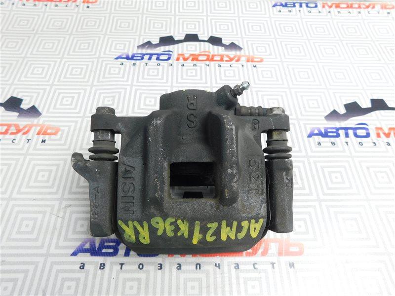 Суппорт Toyota Ipsum ACM21-0053493 2AZ-FE 2005 задний правый