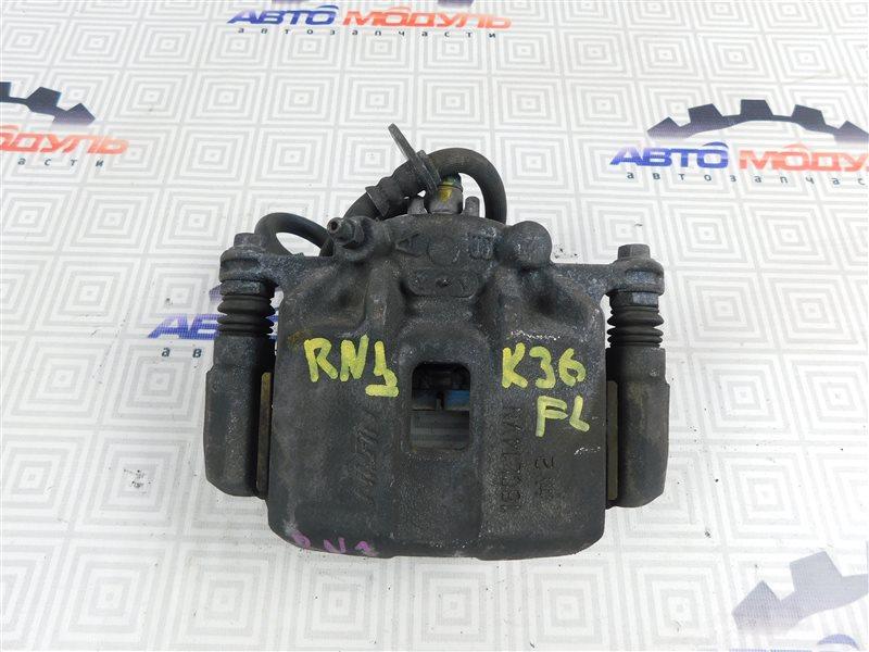 Суппорт Honda Stream RN1-2100054 D17A передний левый