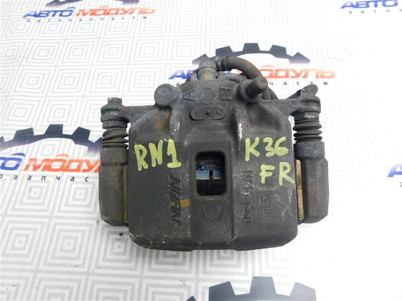 Суппорт Honda Stream RN1-2100054 D17A передний правый