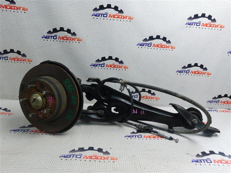 Ступица Honda Odyssey RA6-1063211 F23A задняя правая