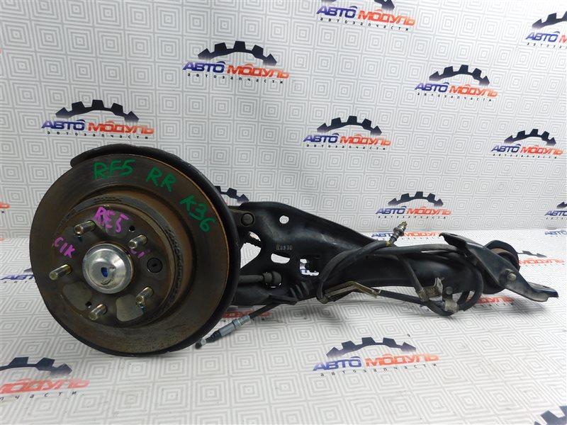 Ступица Honda Step Wagon RF5-1107085 K20A задняя правая
