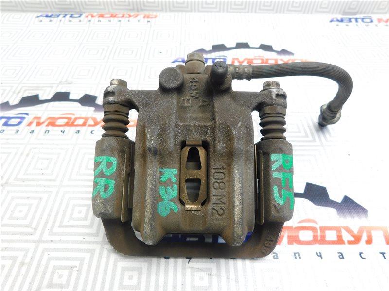 Суппорт Honda Step Wagon RF5-1107085 K20A задний правый