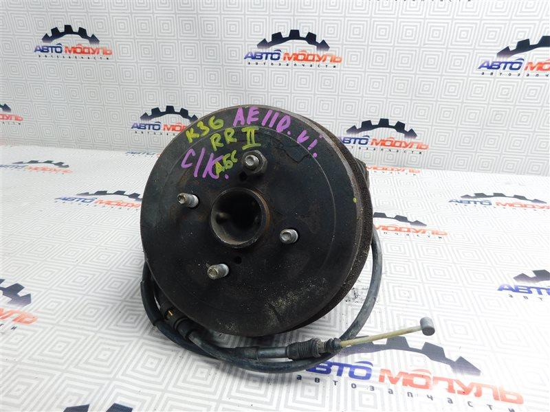 Барабан тормозной Toyota Sprinter AE110-3016653 5A-FE 1999 задний