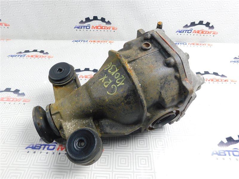 Редуктор Toyota Mark X GRX120-0069636 4GR-FSE 2006 задний