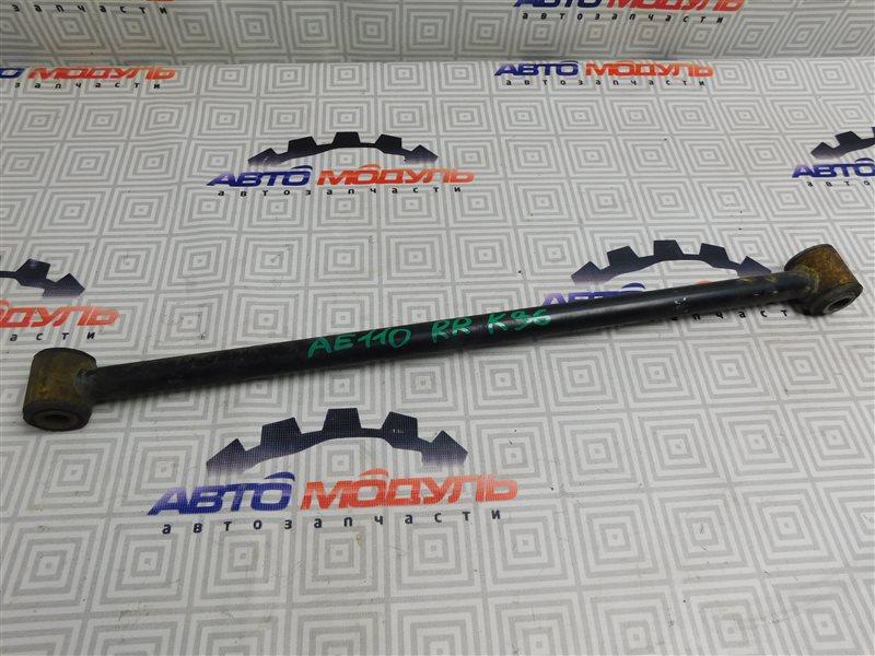Рычаг Toyota Sprinter AE110-3016653 5A-FE 1999 задний правый
