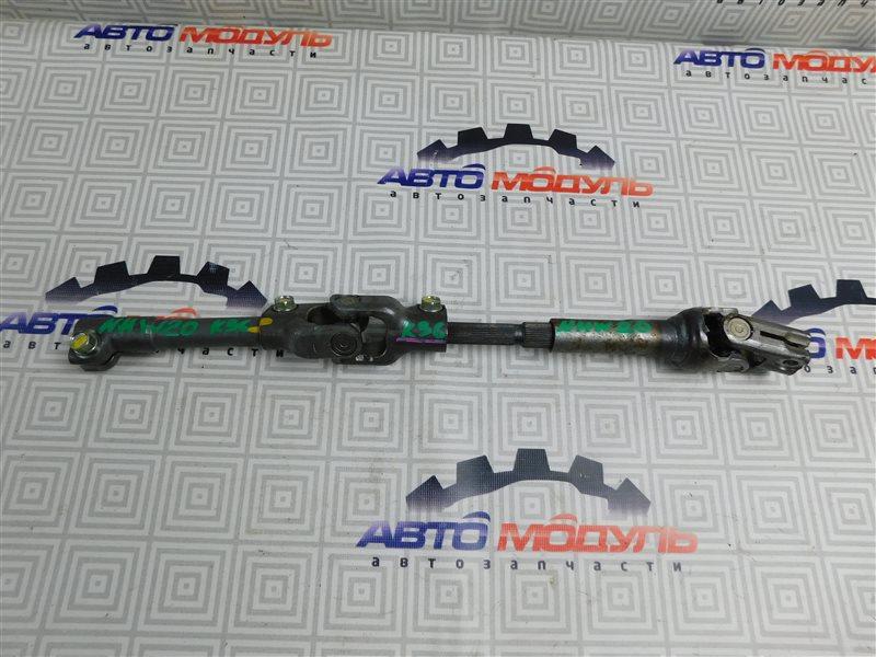 Карданчик рулевой Toyota Prius NHW20-0067499 1NZ-FXE 2004
