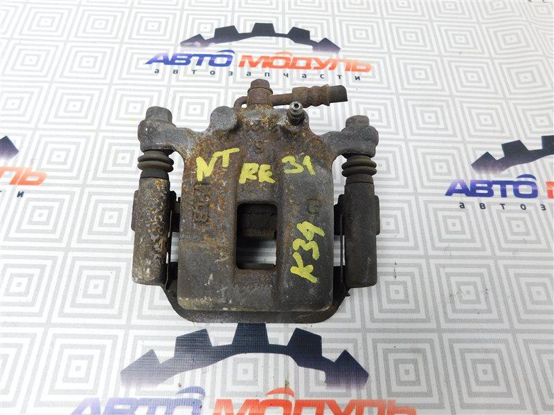 Суппорт Nissan X-Trail NT31-000035 MR20-DE 2007 задний правый