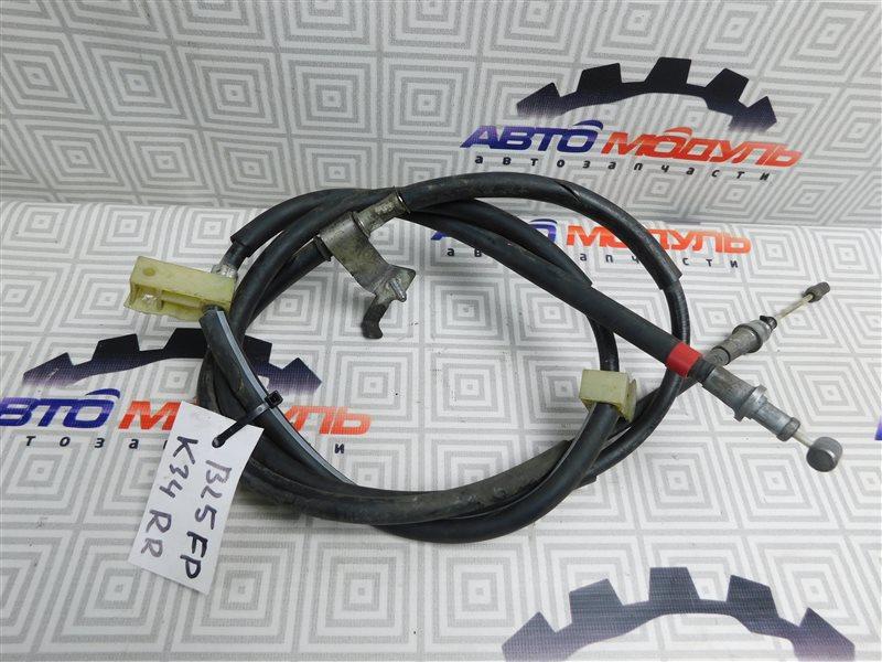 Тросик ручника Mazda Axela BL5FP-102192 ZY-VE 2009 задний правый