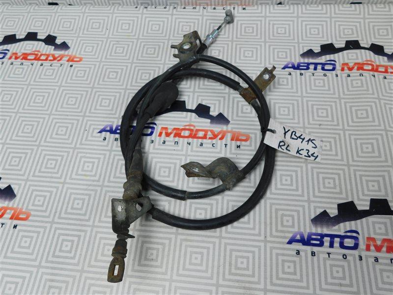Тросик ручника Suzuki Sx4 YB41S-200024 J20A 2008 задний левый