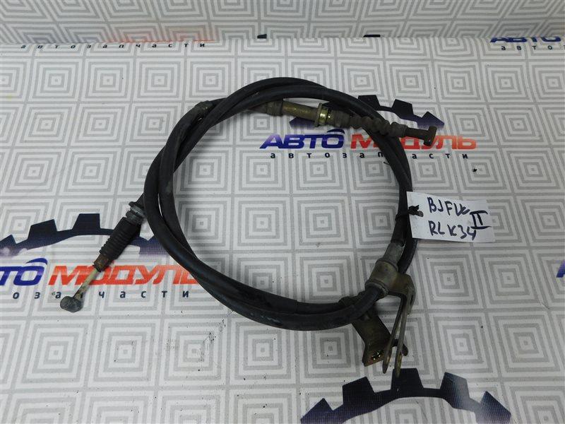 Тросик ручника Mazda Familia S-Wagon BJFW-300316 FS 2002 задний левый
