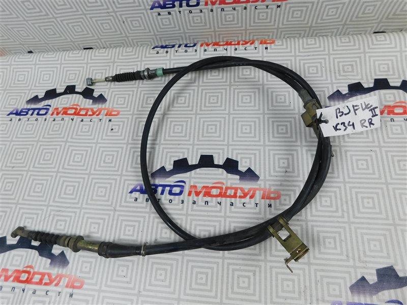 Тросик ручника Mazda Familia S-Wagon BJFW-300316 FS 2002 задний правый