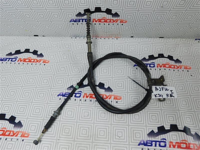 Тросик ручника Mazda Familia S-Wagon BJFW-104603 FS 2000 задний правый