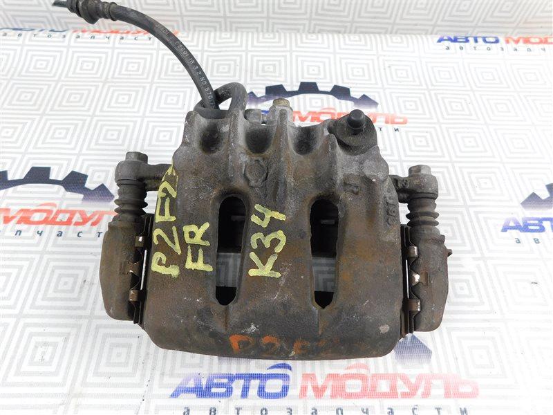 Суппорт Nissan Atlas P2F23-057113 TD27 2001 передний правый
