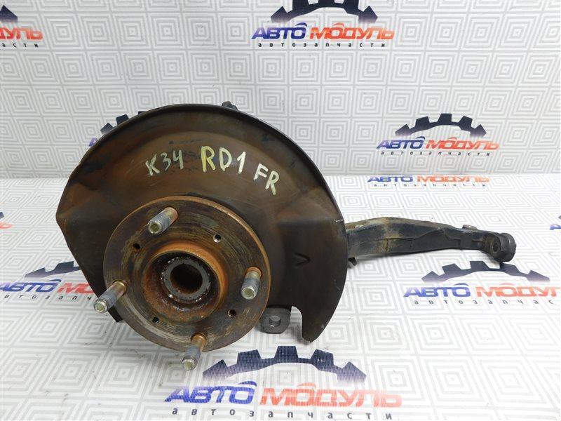 Ступица Honda Cr-V RD1-1046472 B20B передняя правая