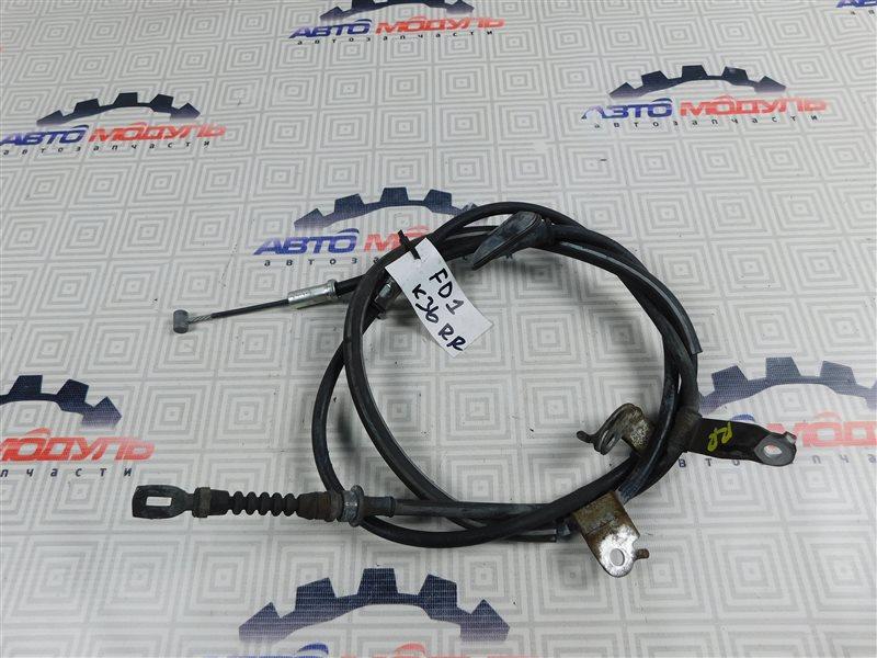 Тросик ручника Honda Civic FD1-1002270 R18A 2006 задний правый