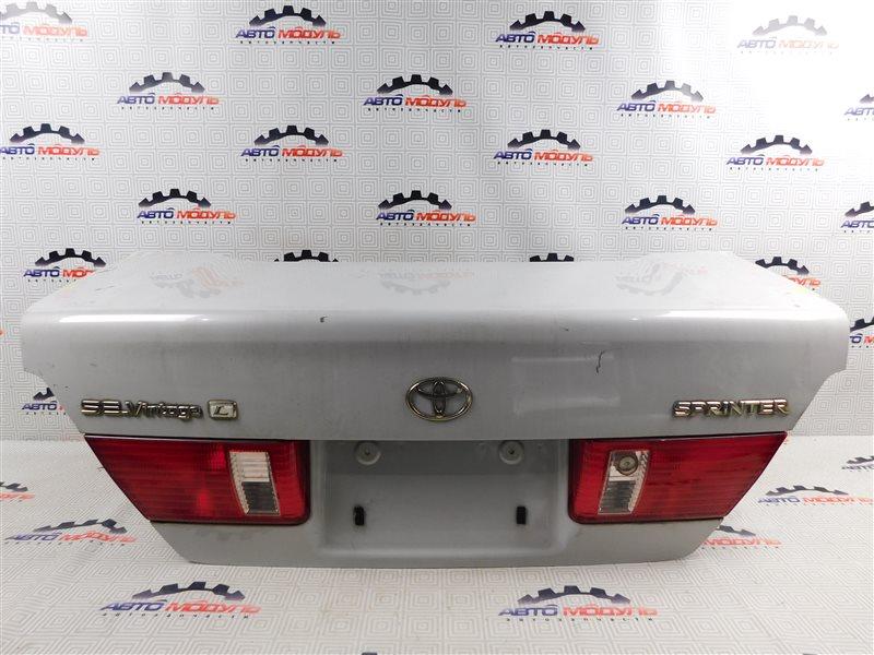 Крышка багажника Toyota Sprinter AE110-3016653 5A-FE 1999 задняя