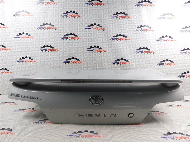 Крышка багажника Toyota Corolla Levin AE110-5045736 5A-FE 1996 задняя
