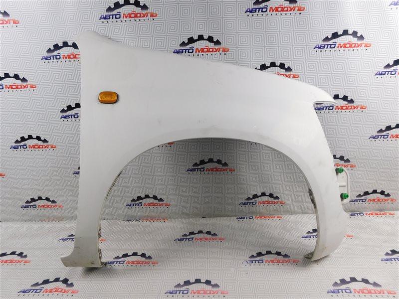 Крыло Toyota Probox NCP51-0259558 1NZ-FE 2011 переднее правое