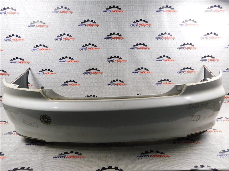 Бампер Toyota Mark X GRX120-0069636 4GR-FSE 2006 задний