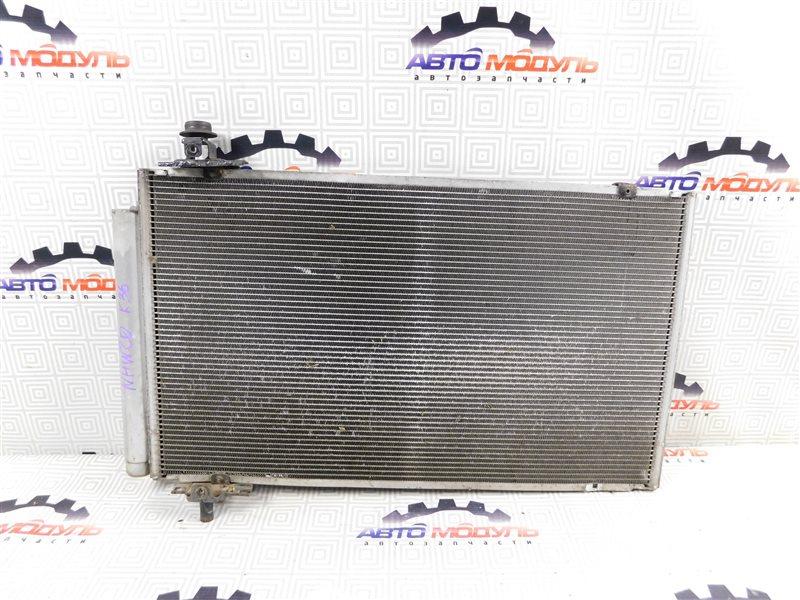 Радиатор кондиционера Toyota Prius NHW20-0067499 1NZ-FXE 2004