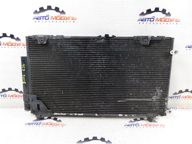Радиатор кондиционера Honda Stream RN1-2100054 D17A
