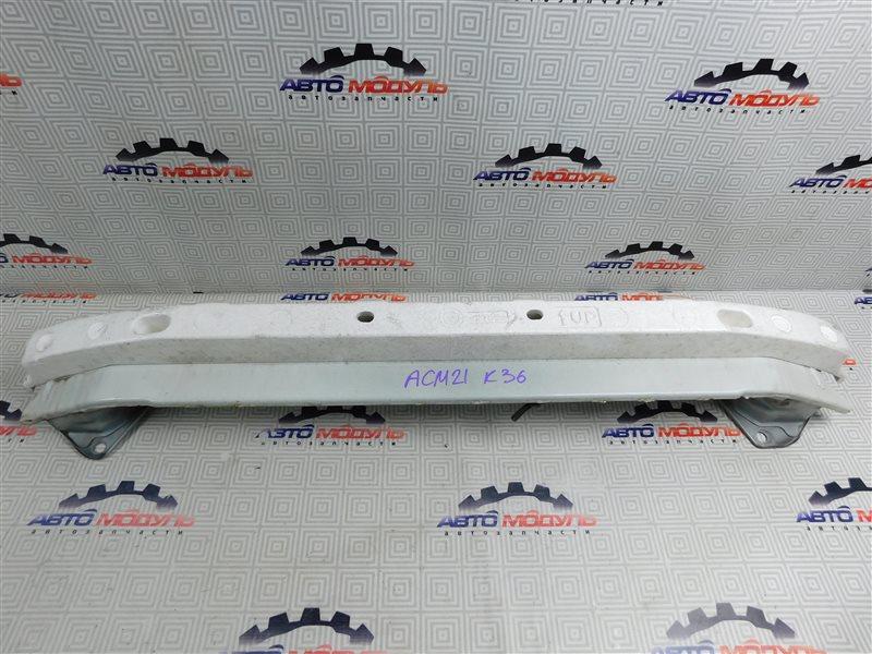 Усилитель бампера Toyota Ipsum ACM21-0053493 2AZ-FE 2005 передний