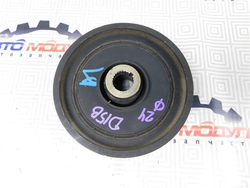 Шкив коленвала Honda Civic EG3 D13B