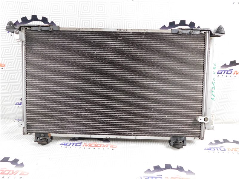 Радиатор кондиционера Toyota Avensis AZT250-0014000 1AZ-FSE 2004