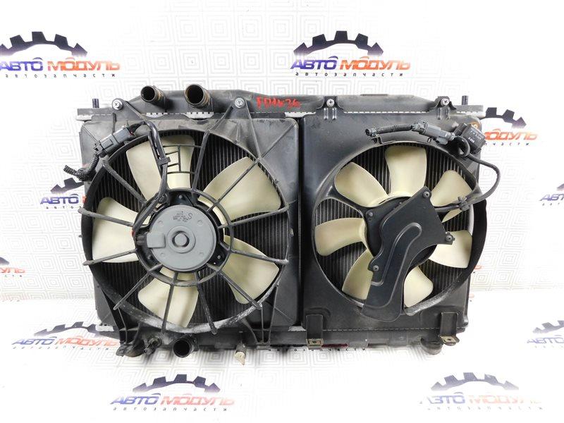 Радиатор основной Honda Civic FD1-1002270 R18A 2006