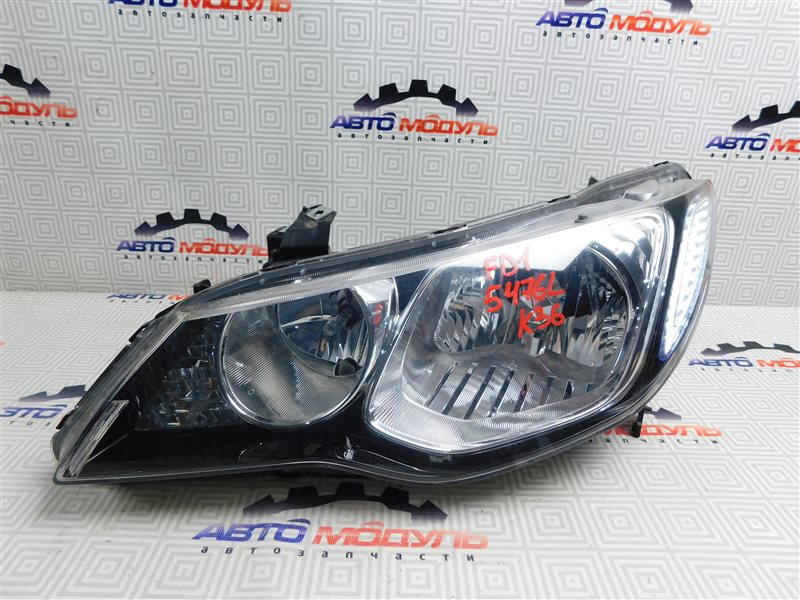 Фара Honda Civic FD1-1002270 R18A 2006 левая